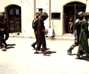 AFGHANISTAN-NANGARHAR-SUSPECTED MILITANTS-ARREST