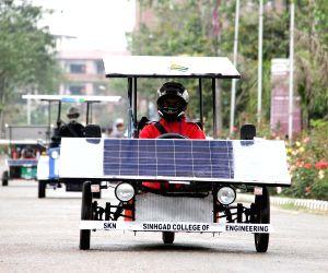 Indo Asian Solar Car Challenge 2015