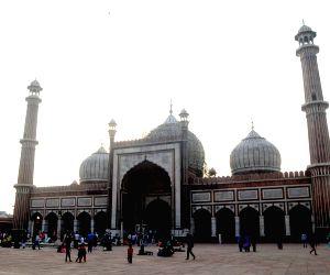 Historical Jama Masjid remains closed on Eid