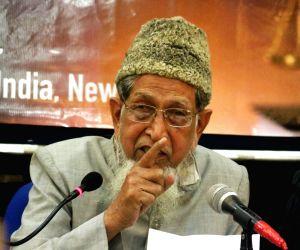 Jamaat-e-Islami Hind press conference