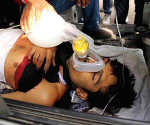 Eight die in Jammu gunfight