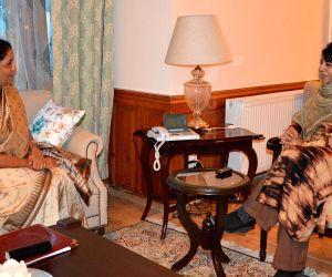 Jammu and Kashmir: Defence Minister meets J&K CM