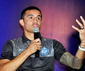 ISL Media Day - Tim Cahill