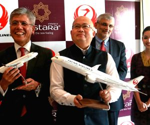 Japan Airlines and Vistara sign MoU