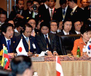 MALAYSIA-KUALA LUMPUR-ASEAN 10+3 LEADERS'MEETING