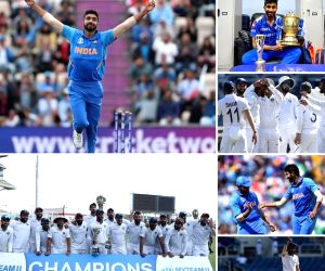 Free Photo:  2019 year of learning; looking forward to 2020: Bumrah