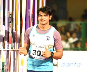 Neeraj Chopra wins India's first-ever athletics gold in Olympics