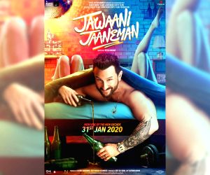 Saif Ali Khan starrer Jawaani Jaaneman Trailer Out Today