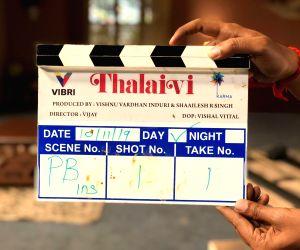 "Jayalalitha Biopic Titled ""Thalaivi"" Shoot Begins In Chennai"