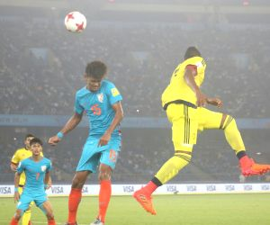 FIFA U-17 World Cup - Group A - India Vs Colombia