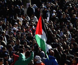 MIDEAST-JERUSALEM-PROTEST