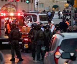 MIDEAST JERUSALEM ATTACKS