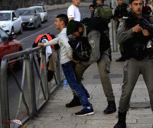 MIDEAST-JERUSALEM-ATTACK