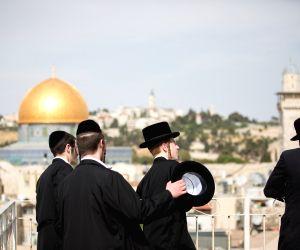 MIDEAST JERUSALEM WESTERN WALL TRUMP VISIT