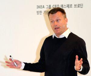 IKEA CEO in Seoul