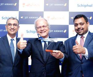 Jet Airways press conference