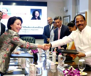 MoU signed between Jharkhand government and Oracle