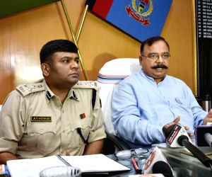 Jharkhand ADG, Ranchi DIG's press conference