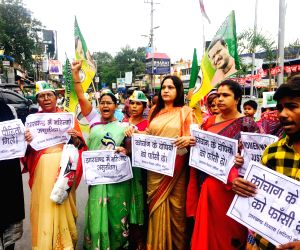 NCW takes cognizance of Jharkhand women activists' gang-rape