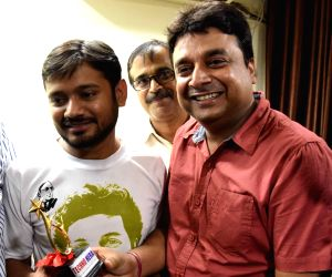 Kanhaiya Kumar during a programme