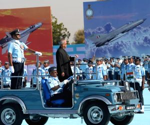 21 SQN and  116 HU of IAF get presidential standards