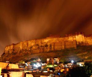 Jodhpur's Mehrangarh Fort hosts a musical extravaganza
