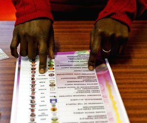 Preparation for general elections in Soweto