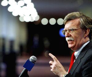 John Bolton takes over as President Donald Trump's National Security Adviser on Monday, April 9, 2018. (File Photo: UN/IANS)
