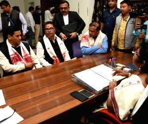 45 file nominations for Ist phase of Assam LS polls