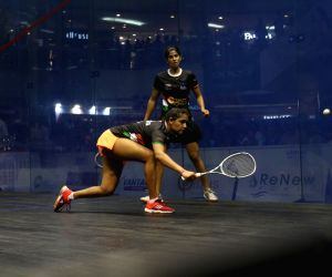 19th Asian Squash Championships - Joshna Chinappa vs Dipika Pallikal Karthik