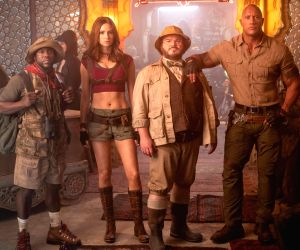 Ticket booking for 'Jumanji: The Next Level' starts early in India