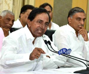 Telangana announces Rs 25 crore aid for flood-hit Kerala
