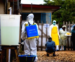 3 new Ebola cases confirmed in DRC