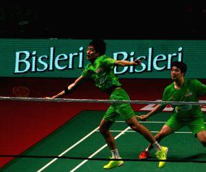 Premier Badminton League - North East Warriors Vs Bengaluru Blasters