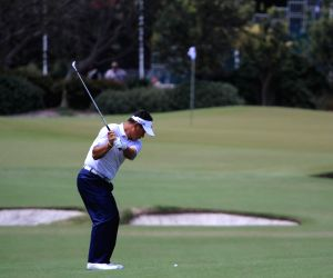 Choi's patience pays off at World Cup of Golf