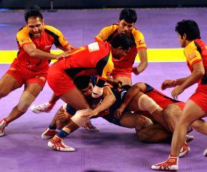 Pro Kabaddi League - Bengaluru Bulls vs Bengal Warriors