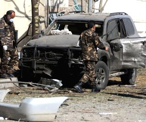 Kabul (Afghanistan): Car bombing