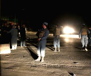 AFGHANISTAN KABUL ATTACK