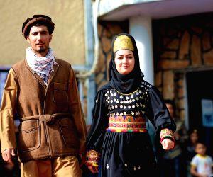 AFGHANISTAN-KABUL-FASHION SHOW