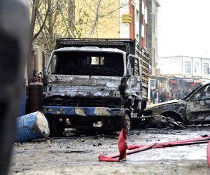 AFGHANISTAN KABUL EXPLOSION