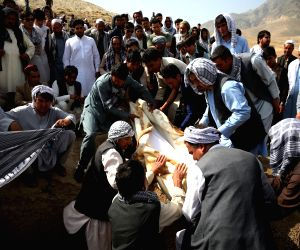 AFGHANISTAN KABUL FUNERAL CIVILIAN CASUALTY