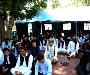 AFGHANISTAN KABUL PEACE RALLY