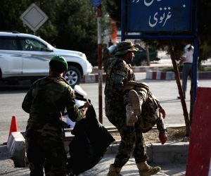 Pakistan condemns suicide attack at Kabul Airport