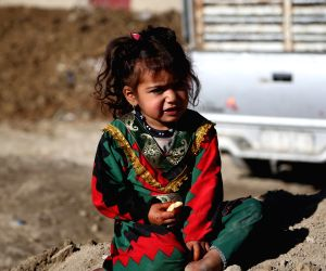 AFGHANISTAN-KABUL-DISPLACED CHILDREN-WORLD REFUGEE DAY