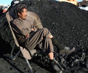 AFGHANISTAN KABUL COAL MARKET