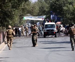 Fighting continues in Afghanistan amid progress in peace talks
