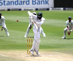 Johannesburg (South Africa): Third Test - South Africa Vs India - Day 2