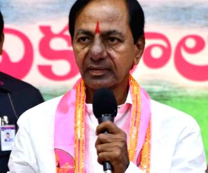 Kaleswaram has redrawn irrigation map of Telangana: KCR