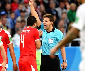 FIFA World Cup: Serbia question non-use of VAR