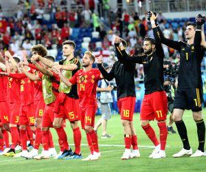 Belgium top Group G